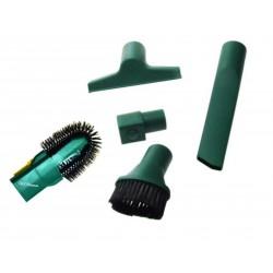 Kit 5 bocchette accessori per tubo