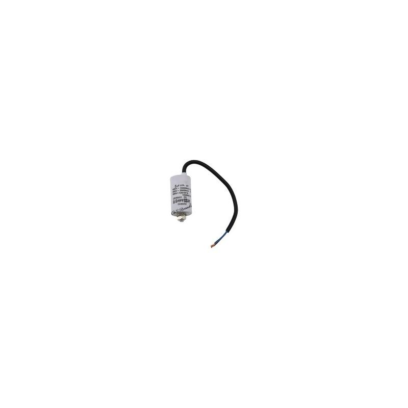 Condensatore 1,5 mf con cavo