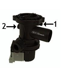 Pompa magnetica di scarico Merloni Ariston C00283229