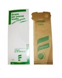 Confezione 8 sacchetti filtrelli aspirapolvere VK 120- 121- 122 VF02094
