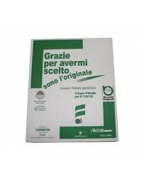 Confezione 6 sacchetti filtrelli VK 130 - 131 VF04843