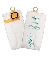 Confezione 6 sacchetti filtrelli VK 140 150 aspirapolvere Vorwerk Folletto